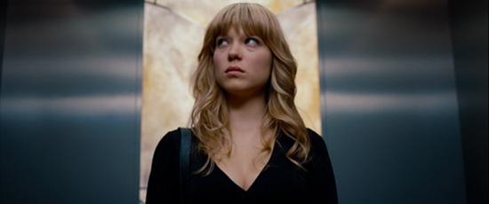 Lea Seydoux in Bond 24