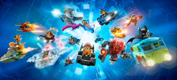 LEGO Dimensions Discontinued