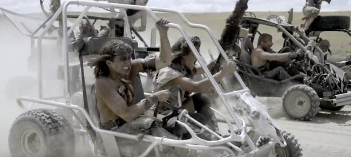 Mad Max Fury Road GoKart video