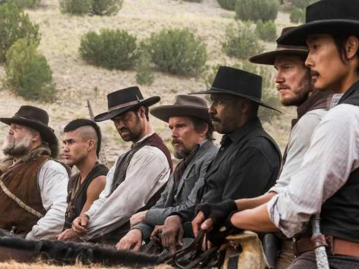 magnificent seven first look 4