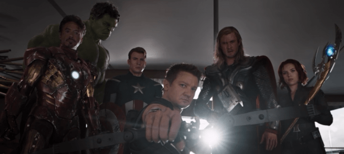 marvel cinematic universe ranked the avengers