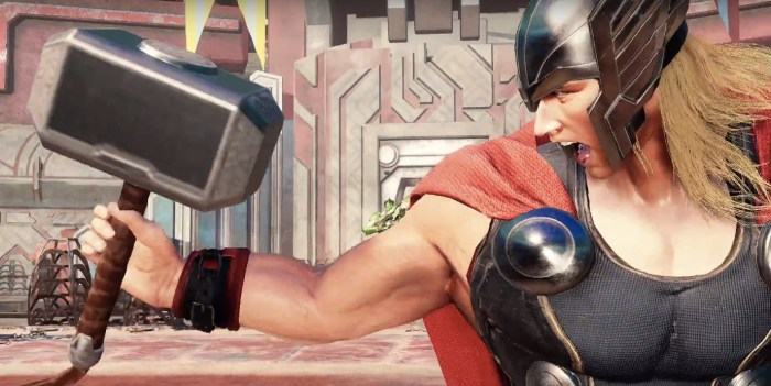 Marvel Powers United VR - Thor