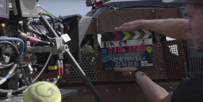 Maze Runner: The Death Cure Featurette