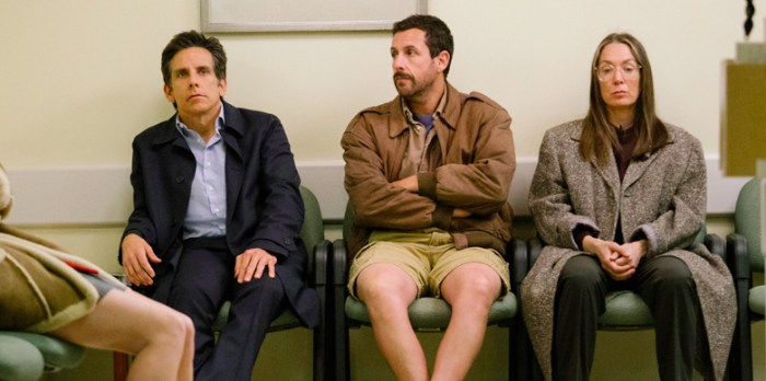 The Meyerowitz Stories Reviews
