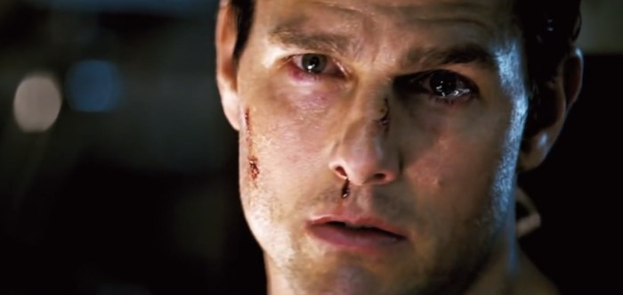 Mission: Impossible 3 - Tom Cruise Injury