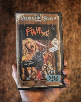 Modern VHS Movie Covers - The Final Girls