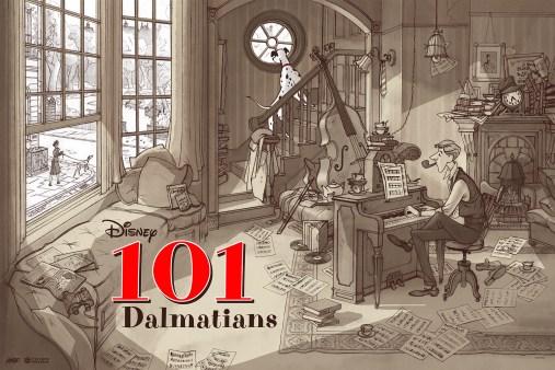 mondo 101 dalmatians