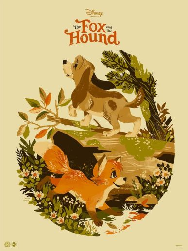 mondo the fox and the hound