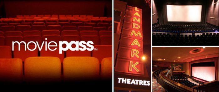 Landmark Theatres MoviePass Deal
