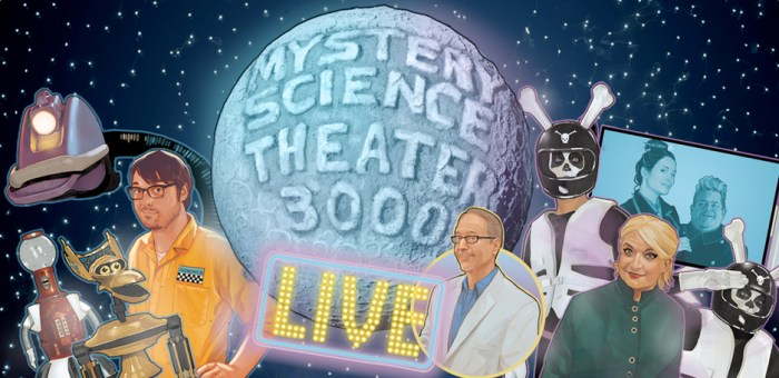 Mystery Science Theater 3000 Tour