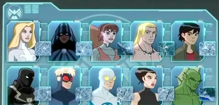 New Warriors TV Series
