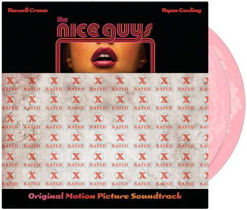 Nice Guys Soundtrack