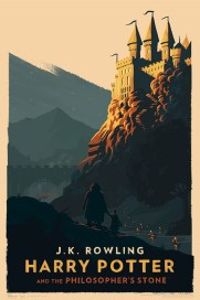 olly moss harry potter posters philosophers stone