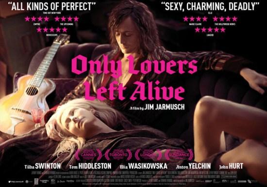 Only Lovers Left Alive Trailer