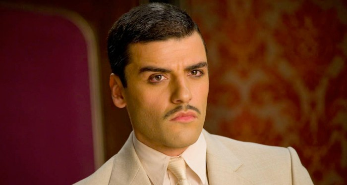 Oscar Isaac in The Addams Family