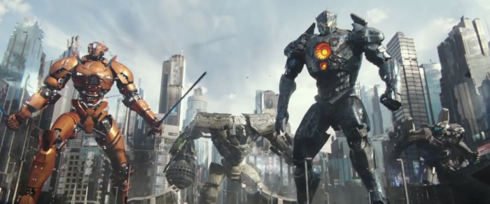 Pacific Rim Uprising IMAX Trailer