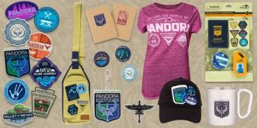 pandora merchandise 4