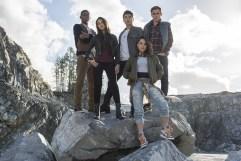 power rangers movie cast
