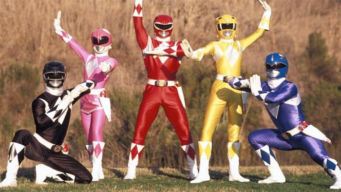 Power Rangers plot details
