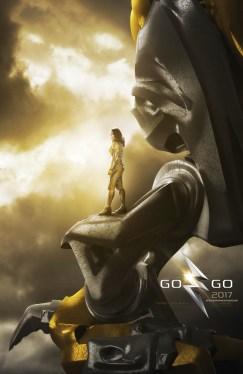 Power Rangers Teaser Posters