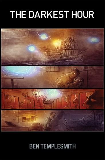 The Darkest Hour comic book - prologue 2