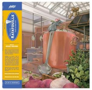 Ratatouille Vinyl Soundtrack