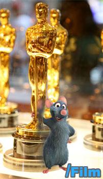 Ratatouille Oscar