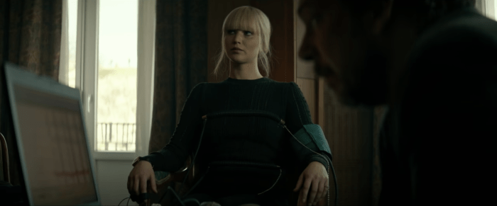red sparrow clips