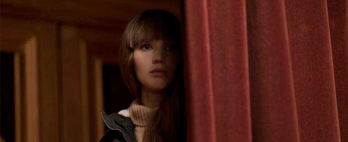 Red Sparrow Reviews