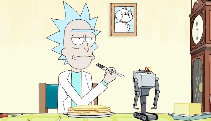 Rick and Morty Featurette