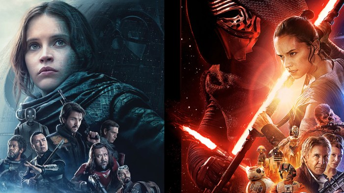 Rogue One vs. The Force Awakens