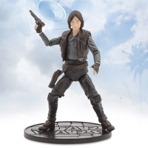 Rogue One - Elite Series Figure - Jyn Erso