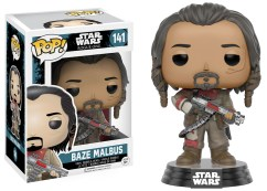 Rogue One Funko POP Vinyl - Baze Malbus