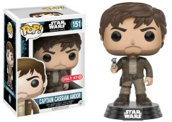 Rogue One Funko POP Vinyl - Cassian Andor