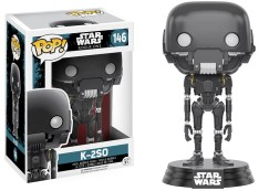 Rogue One Funko POP Vinyl - K-2SO