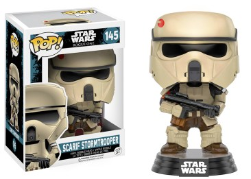 Rogue One Funko POP Vinyl - Shoretrooper