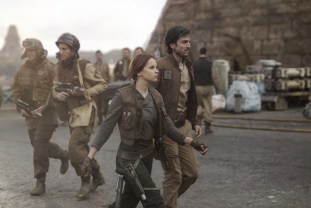 Rogue One - Jyn Erso and Cassian Andor