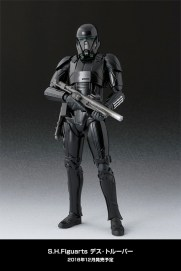 Rogue One - SH Figuarts - Death Trooper