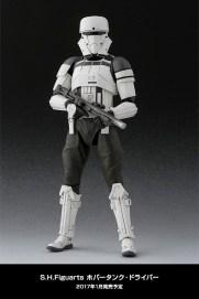 Rogue One - SH Figuarts - Hover Tank Driver