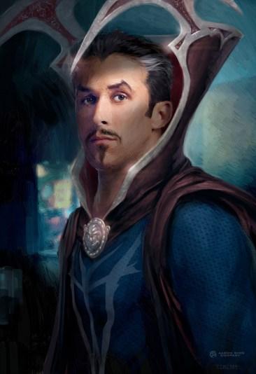 Ryan Gosling as Doctor Strange