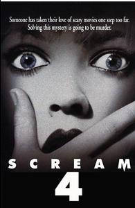Scream 4 Poster Mock-up