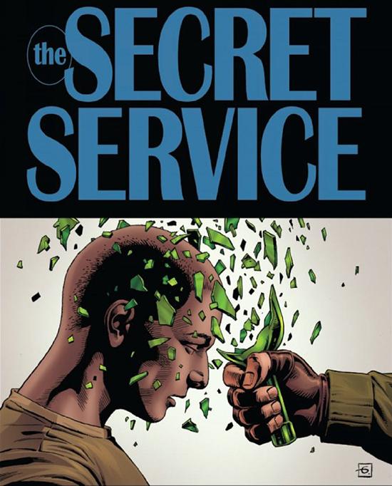 secret service at wondercon