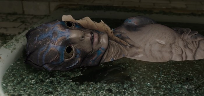 The Shape of Water Visual Effects