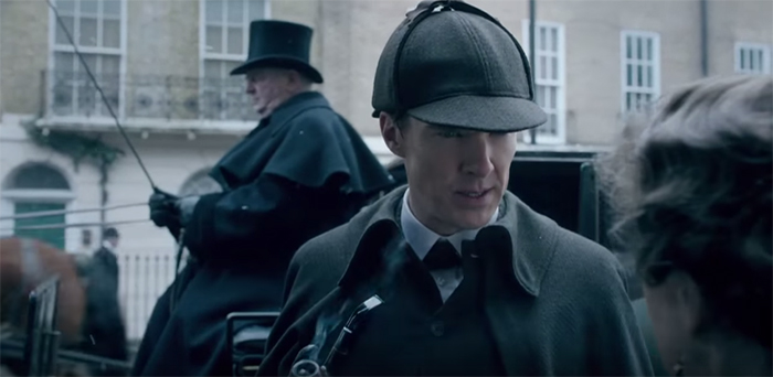 Sherlock Victorian Special