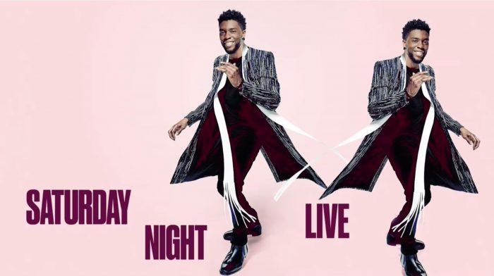 Chadwick Boseman Hosted Saturday Night Live