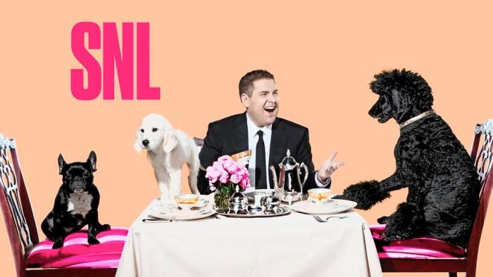 Jonah Hill Saturday Night Live
