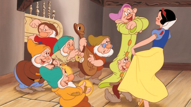 Snow White And The Seven Dwarfs 80th Anniversary