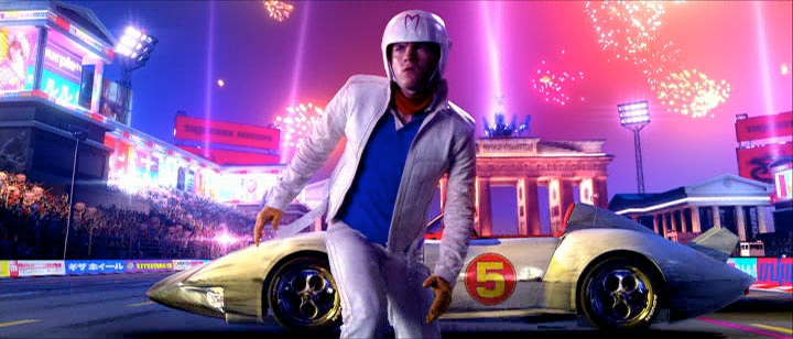 is movie realism important in today s cinematic landscape video  speed racer movie realism