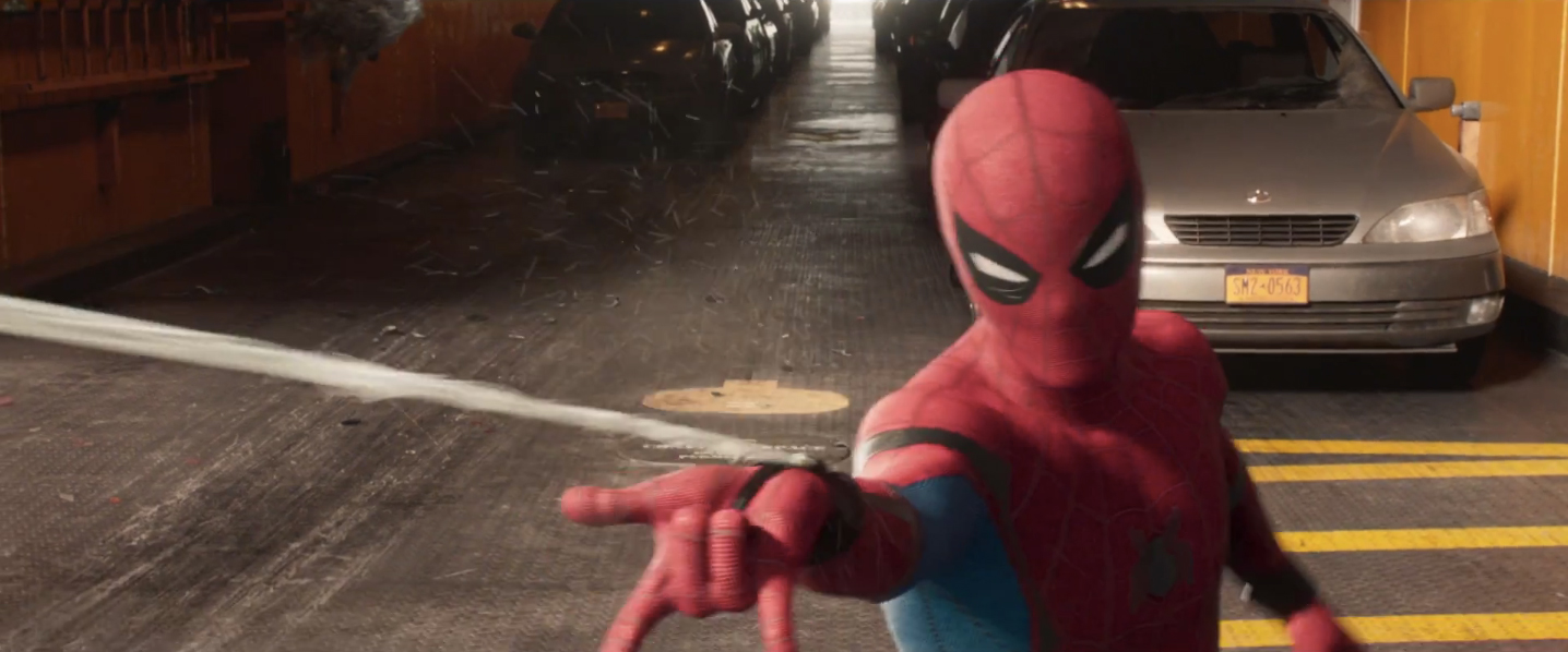 Image result for spiderman mcu