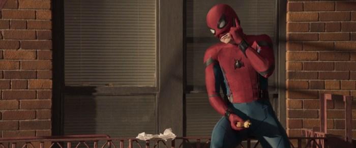 Spider-Man Homecoming Credits Scene